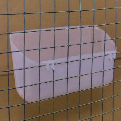 Кормушка-поилка навесная на клетку