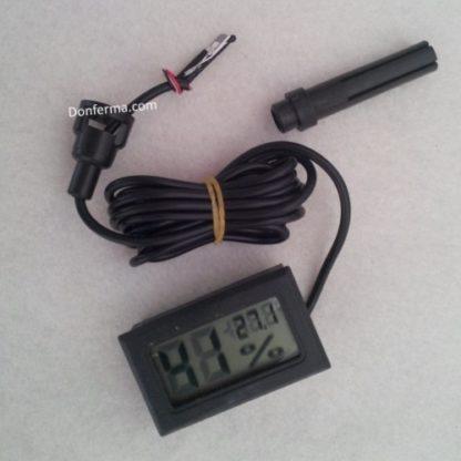 Гигротермометр цифровой LX8011