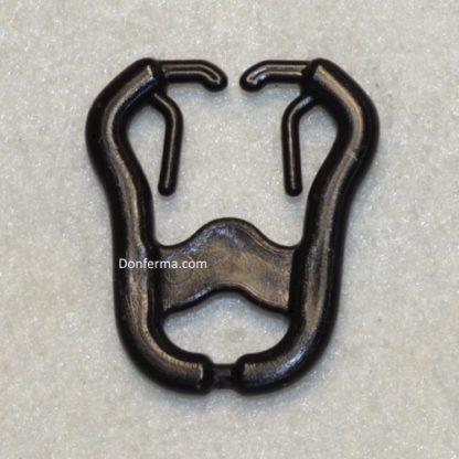 Полукольцо от расклёва, среднее