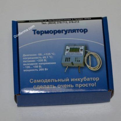 Цифровой терморегулятор РТ- 41Ц