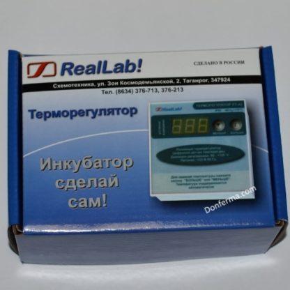 Цифровой терморегулятор РТ- 42Ц