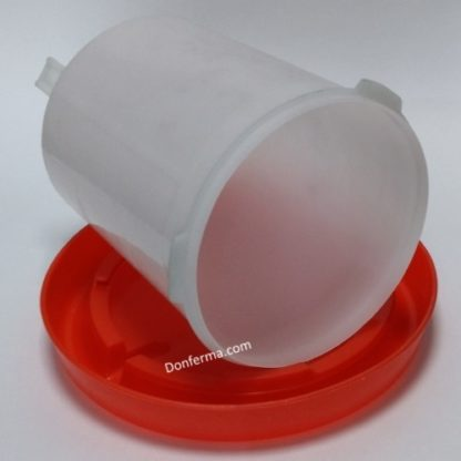 Вакуумная поилка 3 литра