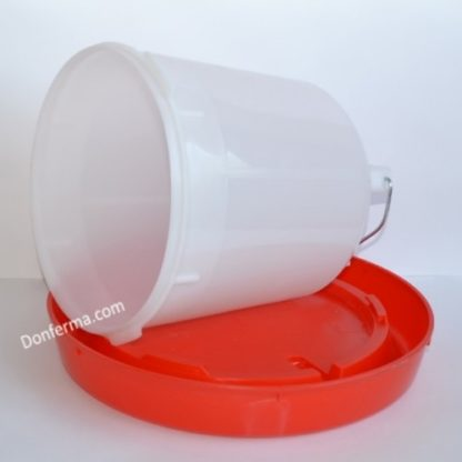 Вакуумная поилка 10 литров