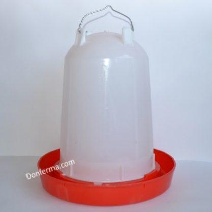 Вакуумная поилка 8 литров