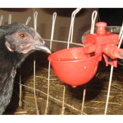 Комплект чашечных поилок для птицы «Птицепой»