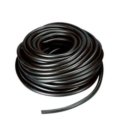 Шланг пищевой чёрный ПВХ 9*7 мм / метр
